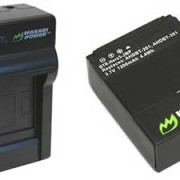 Wasabi Batteries for GoPro Hero 3+