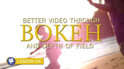 Better Video Through Bokeh and Depth of Field