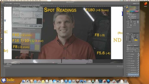 Red Epic Dragon & Red Epic MX Spot Readings