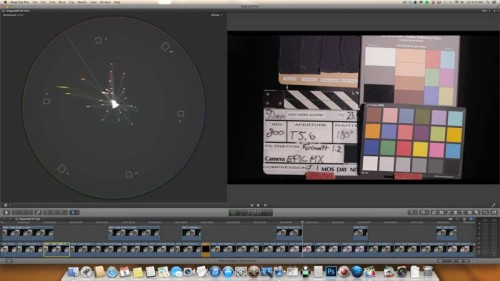 IR 12ND Formatt--Red Epic Dragon vs Red Epic MX sensor test
