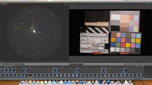 IR 12ND Formatt 680 Schneider--Red Epic Dragon vs Red Epic MX sensor test