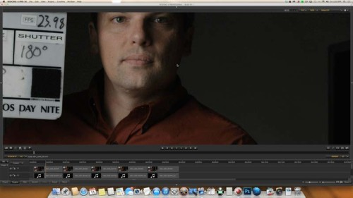 Red Epic MX: Low Light Test: ISO 800