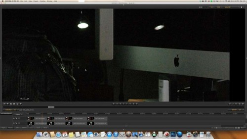 Red Epic Dragon: Compression Test: 5:1 (iMac)