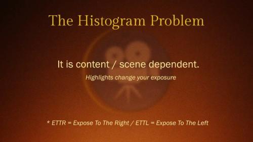 Histogram Problem: ETTR & ETTL - (Camera Lesson 30) [VIDEO SCREENGRAB]