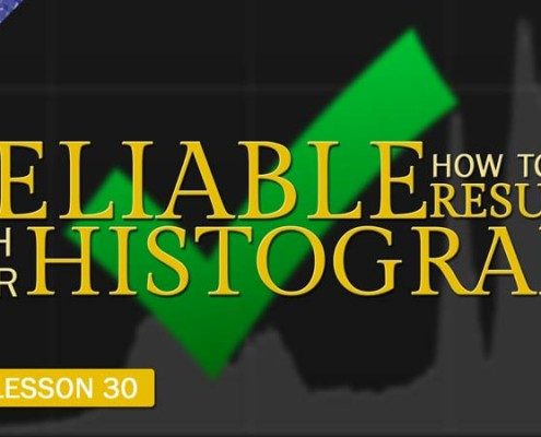 Using Your Camera's Histogram to Get Proper Exposure (Camera Lesson 30)