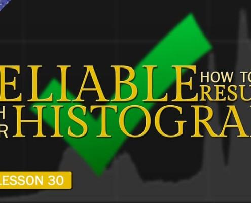 Using Your Camera's Histogram to Get Proper Exposure (Camera Lesson 30)