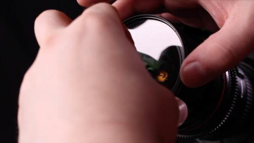 Adding Filtration: No Matte Box - Camera Lesson 15