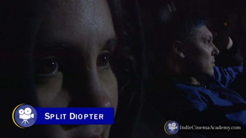Split Diopter for Night Shoot