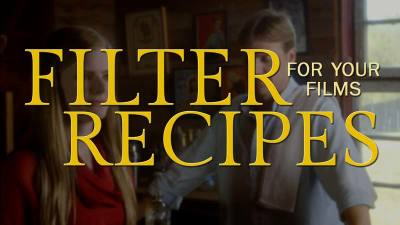 Filter Recipes for your Films