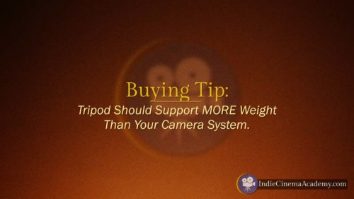 Buying Tip: Tripod (Camera Lesson 14)