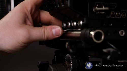 Balance camera with sliding plate (Camera Lesson 22)