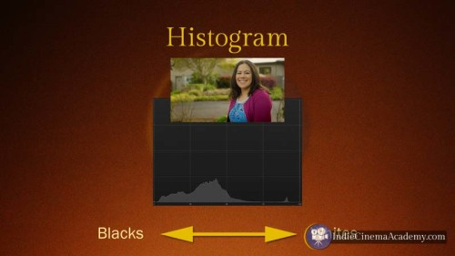 Histogram: Blacks to Whites (Camera Lesson 26)