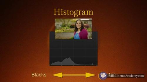 Histogram: Blacks to Whites (Camera Lesson 26)