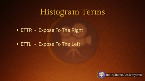 Histogram Terms: ETTR and ETTL (Camera Lesson 26)