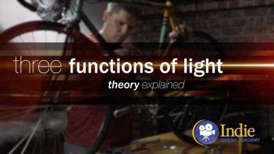 Three Functions of Light (Cinematic Lighting Lesson 01)