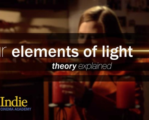 Four Elements of Light (Cinematic Lighting Lesson 03)