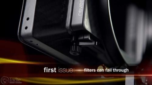 Bright Tangerine Misfit: Filter Issue (AR008)