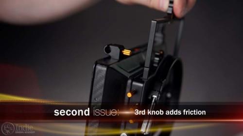 Bright Tangerine Misfit: Knob Issue (AR008)