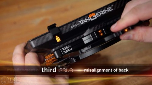 Bright Tangerine Misfit: Stage Issue (AR008)