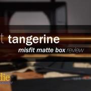 Bright Tangerine Misfit Matte Box: Review (AR008)