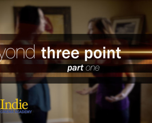 Beyond Three Point Lighting: Part 1 (Cinematic Lighting Lesson 05)