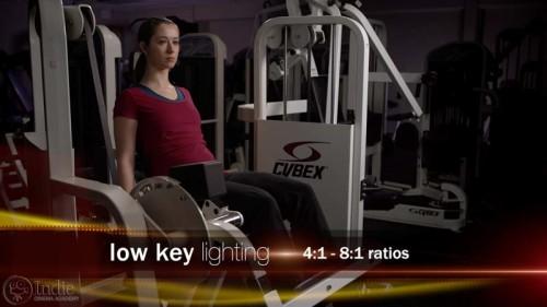 Low Key Lighting (LC107)