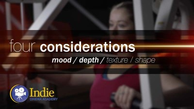 Four Considerations: Mood, Depth, Texture, and Shape (LC107)