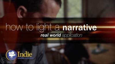 How To Light A Narrative (Cinematic Lighting Lesson 26)