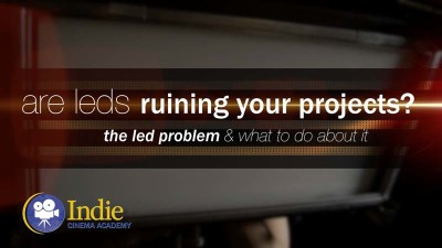Are LEDs Ruining Your Projects? The LED Problem & What To Do About It (AR015)
