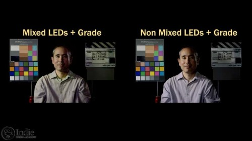 Comparing Mixed LEDs to Non-Mixed LED Lights (AR015)