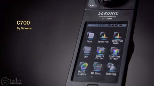 C-700 Color Meter By Sekonic (AR017)