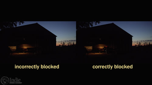 Start With Lighting Wide Shots Since They Take Most Time (LC114)