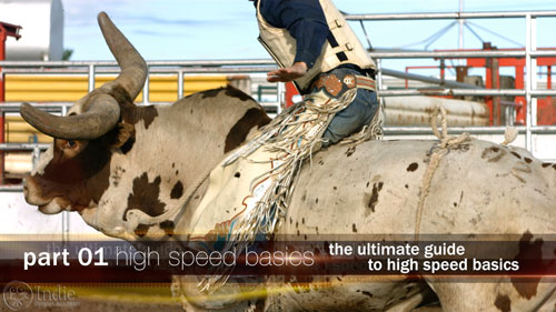 Riding A Bull At High Speed (CS001)