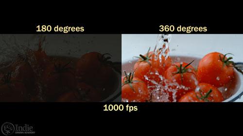 Longer Shutter Angle: 180 vs 360 (CS004)