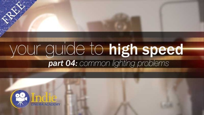 Your Guide To High Speed, Part 4: Common Lighting Problems