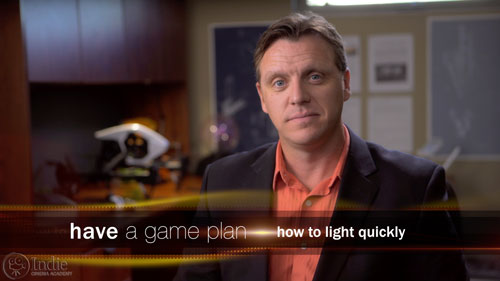 Have A Game Plan For Lighting (LC119)