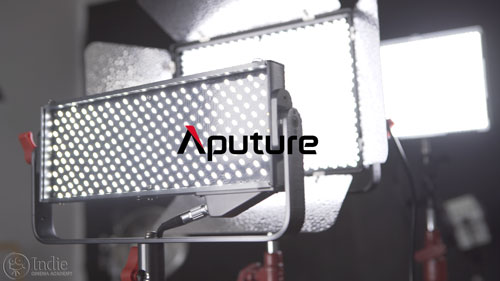 Aputure LEDs: Light Storm 1/2w, 1s, and Amaran