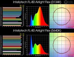 Intellytech FL-80 Airlight Flex BiColor LED
