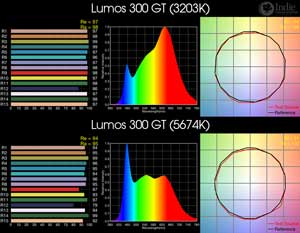 Lumos 300 GT BiColor LED
