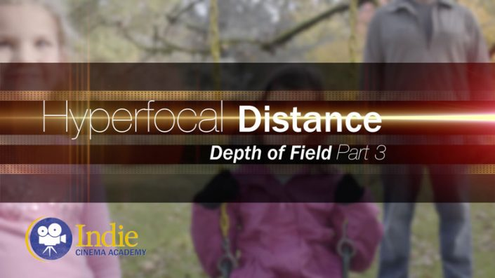Depth of Field, Part 3: Hyperfocal Distance