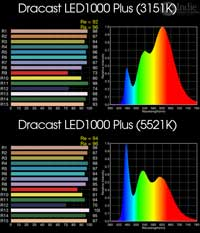 Dracast LED1000 Plus Bi-Color
