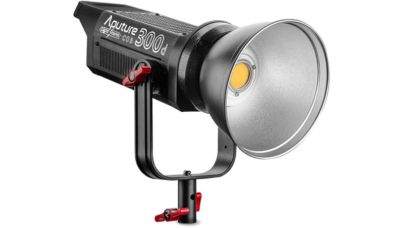 Aputure Light Storm C300d LED