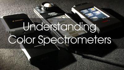 Understanding Color Spectrometers
