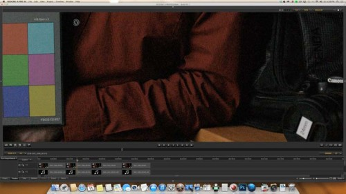 Red Epic Dragon: Compression Test: 7:1 (Shirt)