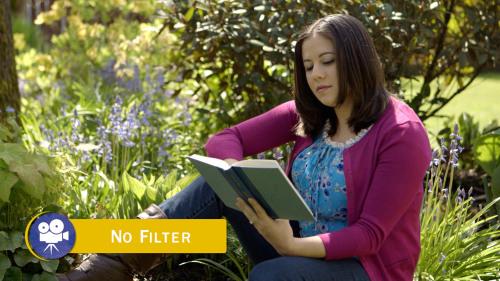 No Filter Example - Camera Lesson 16