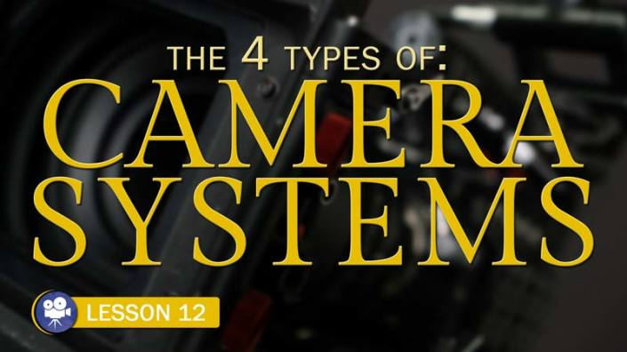 Four Types of Camera Systems (Camera Lesson 12)