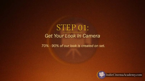 Step 1: Get it in Camera (3 Essentials)