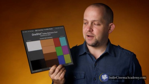 One Shot Color Chart (3 Essentials)