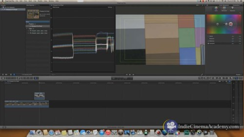Open Color Correction Tab (3 Essentials)