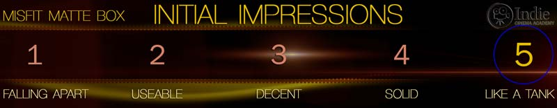 Bright Tangerine Misfit: Initial Impressions Score (AR008)